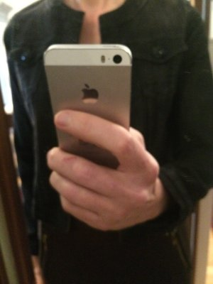 Jeans Blazer schwarz neu mit etiket