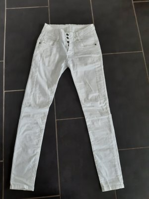 Blue Monkey Stretch jeans wit
