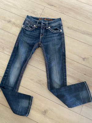 Jeans Blue Monkey Größe 26/32