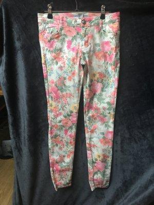 Amisu Stretch Trousers multicolored