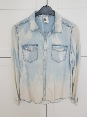 Jeans-Bluse