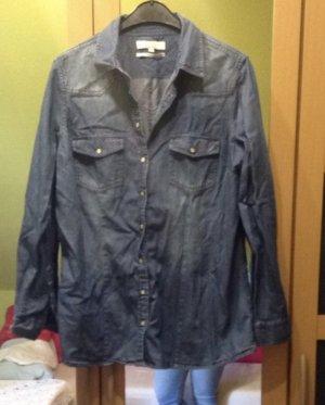Jeans Bluse 46