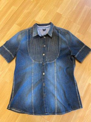Bogner Jeans Denim Blouse blue