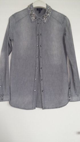 Jeans-Bluse / Armani, Neupreis 198,00 €