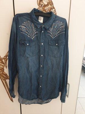 Jeans Bluse H&M / NEU