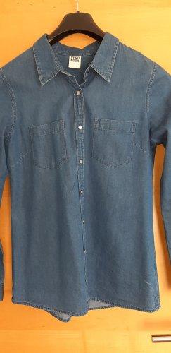 Jeans Bluse langarm