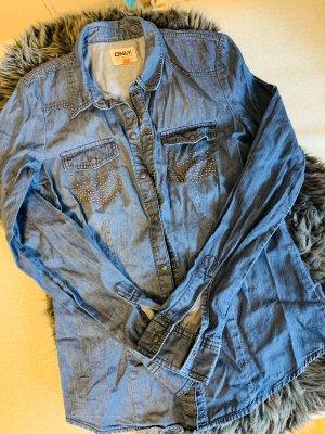 Jeans Bluse Only Neu