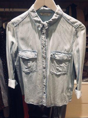 Jeans Bluse von Mango
