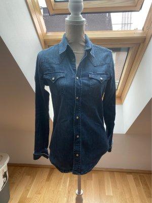 Jeans-Bluse von Ralph Lauren
