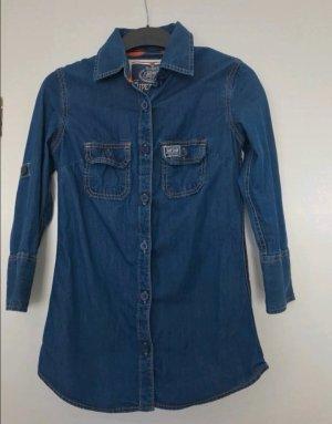 Jeans Bluse von Superdry