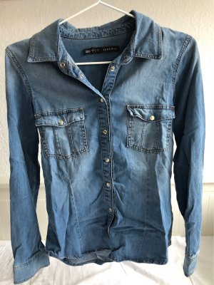 Jeans Bluse Zara