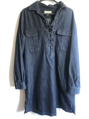 Denim & Supply Ralph Lauren Abito blusa blu scuro Cotone