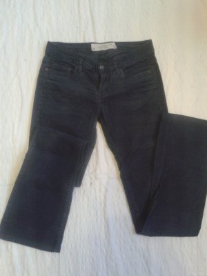 Jeans * Boot Cut * Cord * blau * H&M * 36