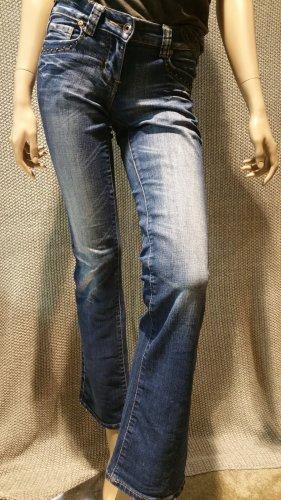 Boot Cut Jeans blue