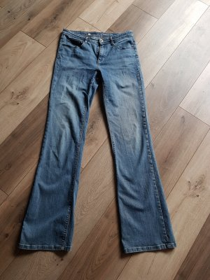 C&A Boot Cut Jeans pale blue
