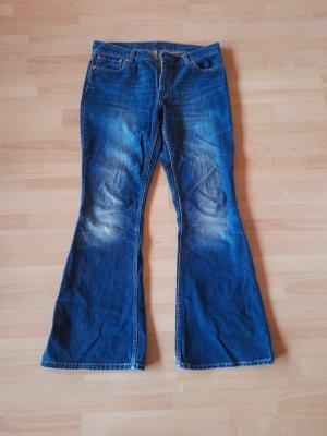 Jeans Bootcut Schlagjeans