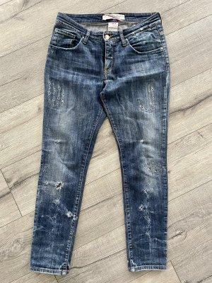Jeans Boyfriend Style Used Look von MET Gr. 28