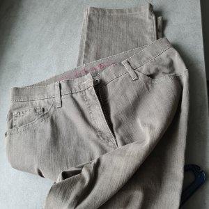 Brax Jeans stretch gris brun
