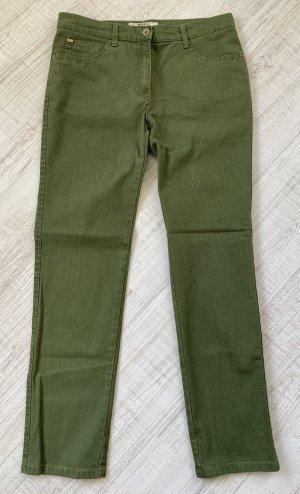 Jeans Brax Gr. 38/40 grün wie neu