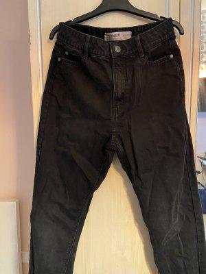 C&A Clockhouse Jeans boyfriend antracite-nero