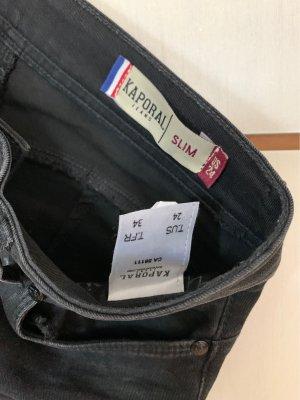 Kaporal Jeans slim fit nero
