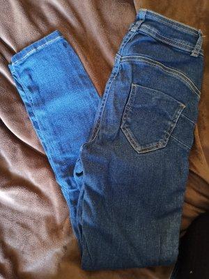 Calzedonia High Waist Trousers blue