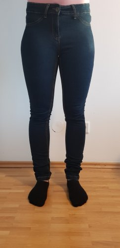 Blue Motion Jeans a sigaretta blu scuro Cotone