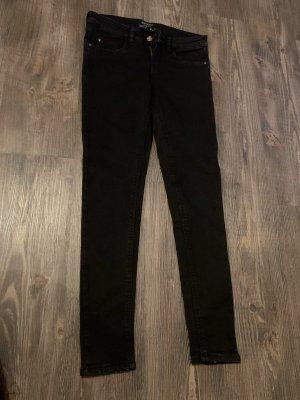 Esmara Hoge taille jeans zwart