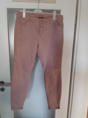 C&A Boyfriend jeans stoffig roze