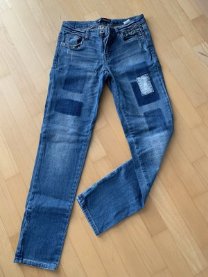 Arizona Straight Leg Jeans azure