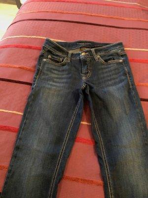 Cambio Jeans Jeans svasati blu acciaio