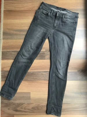 Marco Polo Jeans slim fit grigio scuro