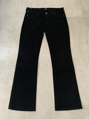 Jeans Citizens of Humanity 32/34 schwarz bootcut