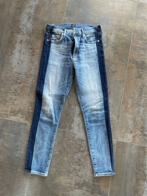 Citizens of Humanity Jeans a 7/8 blu fiordaliso