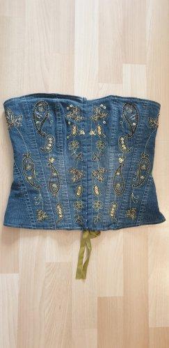 Jeans-Corsage