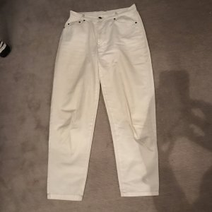 Jeans Creme gr 33