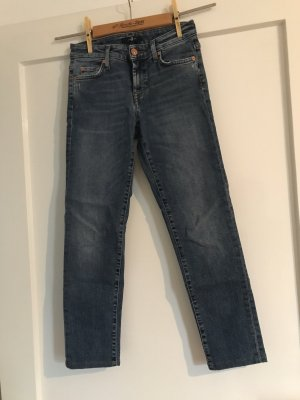 Seven for all Man kind 7/8 Length Jeans blue