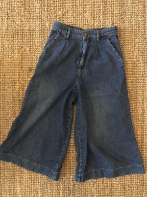 Pull & Bear Pantalone culotte multicolore