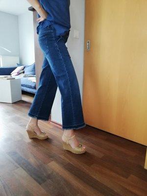 Cimarron Pantalone a 7/8 blu