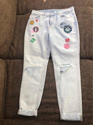 Jeans Cutout