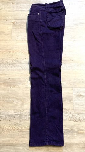 Classic by michele boyard Jeans boyfriend violet foncé