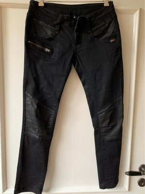 Gang Pantalone elasticizzato nero