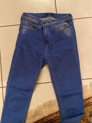 Replay Stretch Jeans steel blue