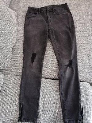 Be only Spodnie rurki czarny