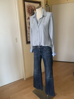 7 For All Mankind Vaquero hipster azul acero