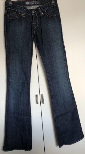 Rock & Republic Boot Cut Jeans dark blue