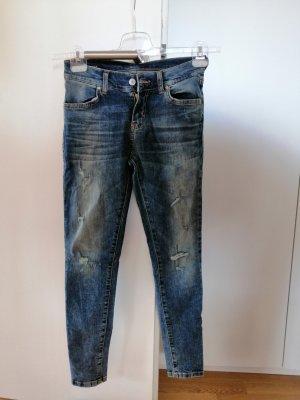 LTB Jeans slim fit grigio ardesia