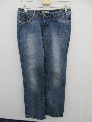 Lee Jeans vita bassa blu scuro