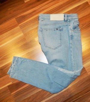 Marc O'Polo 7/8-jeans azuur