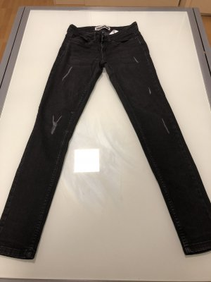 Noisy May Jeans slim fit nero